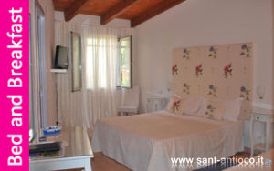 Bed and breakfast Sant'Antioco
